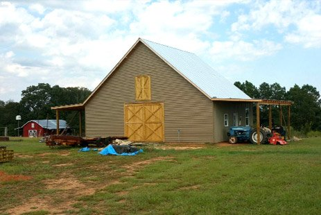 AA Farms Barn