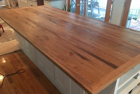 AA Farms Kitchen Island